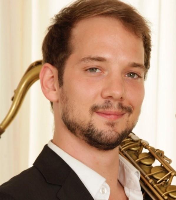 Valentin Preissler, Saxophon