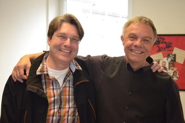 Volker Giesek & Max Neißendorfer